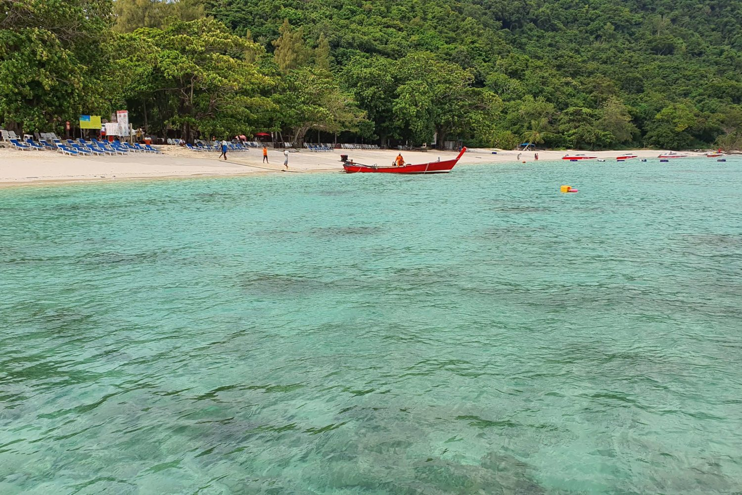 Package Coral Island